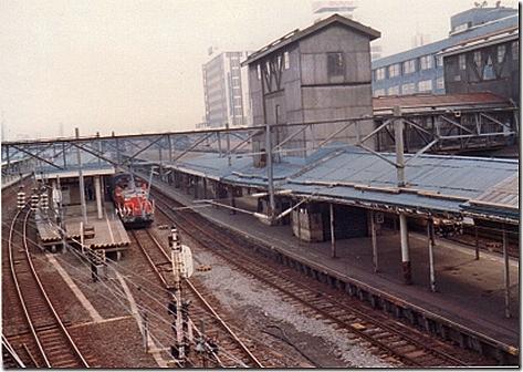 30年前に撮影した、札幌圏の駅(2)<4代目札幌駅と周辺>