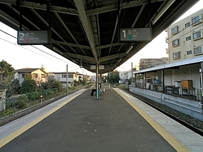 東福生駅(JR東日本・八高線 ...
