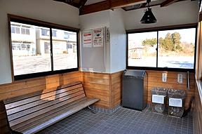 陸中中野駅