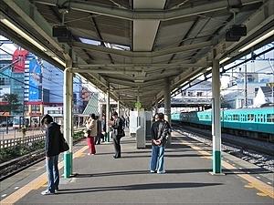 南柏駅(JR東日本・常磐線)