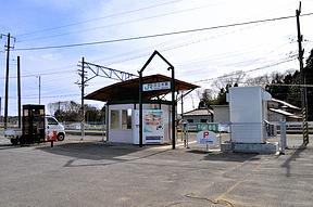 日立木駅(JR東日本・常磐線)