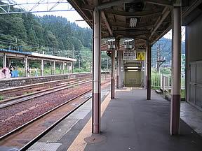 越後川口駅