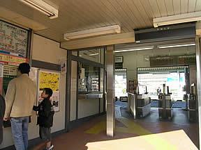 南古谷駅(JR東日本・川越線)