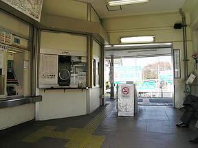 笠幡駅(JR東日本・川越線)