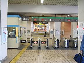 稲毛海岸駅(JR東日本・京葉線)...