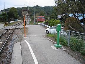 海尻駅(JR東日本・小海線)