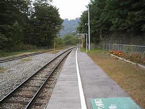 松原湖駅(JR東日本・小海線)