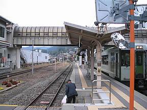 小海駅(JR東日本・小海線)