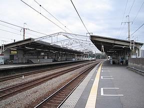 新座駅(JR東日本・武蔵野線)