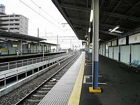 吉川駅(JR東日本・武蔵野線)