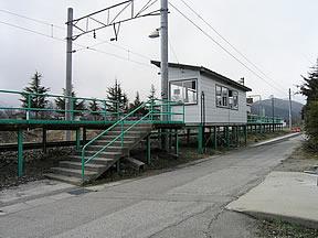 北大町駅(JR東日本・大糸線)