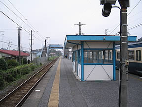 新茂原駅(JR東日本・外房線)
