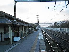 長者町駅(JR東日本・外房線)