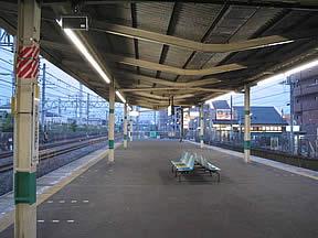 東船橋駅(JR東日本・総武本線)