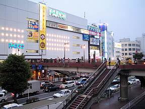 「津田沼 駅前」の画像検索結果