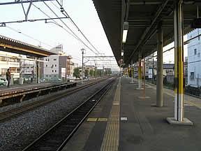北本駅(JR東日本・高崎線)駅舎・駅名標・ホーム・駅前写真・画像