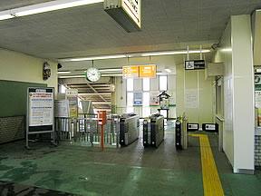 倉賀野駅(JR東日本・高崎線)駅舎・駅名標・ホーム・駅前写真・画像