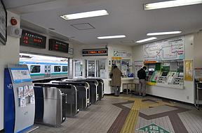 南仙台駅(JR東日本・東北本線)...