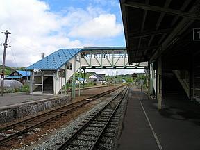 ニセコ駅(JR北海道・函館本線)...