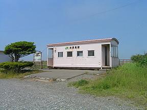 浜厚真駅(JR北海道・日高本線・...