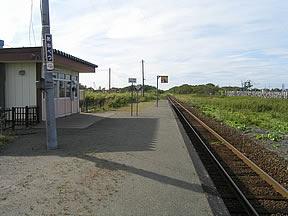 姉別駅(JR北海道・根室本線・姉...