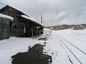 恵比島駅(JR北海道・留萌本線)...