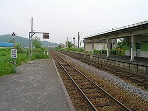 愛別駅(JR北海道・石北本線)
