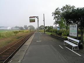 茅沼駅(JR北海道・釧網本線)