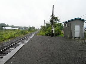 磯分内駅(JR北海道・釧網本線)