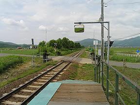 北比布駅(JR北海道・宗谷本線)
