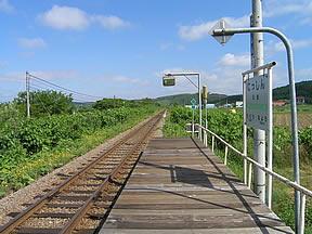 日進駅(JR北海道・宗谷本線)