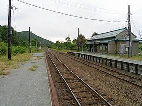 雄信内駅(JR北海道・宗谷本線)