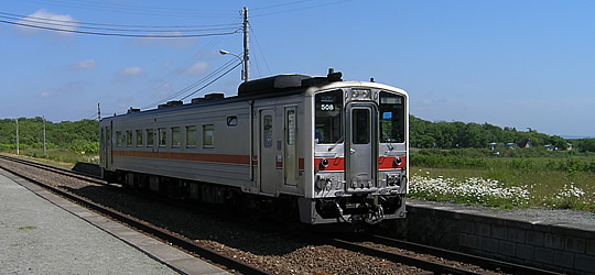 宗谷本線(JR北海道)全駅舎、ホーム、駅前の写真、画像