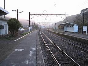 草道駅(JR九州・鹿児島本線)