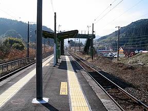 木場茶屋駅