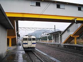 肥後田浦駅(JR九州・鹿児島本線...