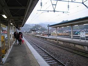 佐敷駅(JR九州・鹿児島本線)