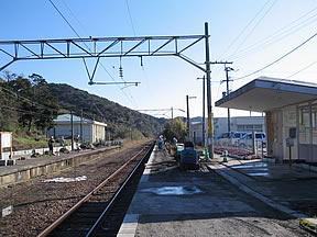 西方駅(JR九州・鹿児島本線)