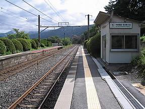 原野駅データ 原野駅(JR東海・中央本線・原野駅)