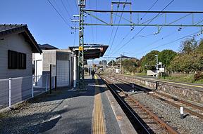 長山駅(JR東海・飯田線)