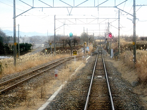 大沢信号場(JR東海・飯田線)