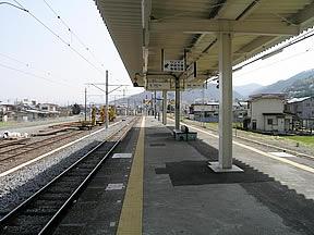 市川大門駅(JR東海・身延線)
