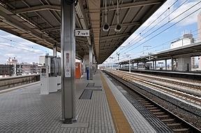 岐阜羽島駅(JR東海・東海道新幹...