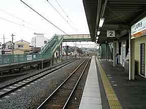 山城青谷駅(JR西日本・奈良線)