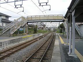 帯解駅(JR西日本・桜井線)