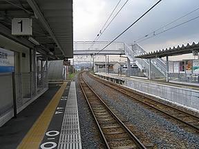 JR五位堂駅(JR西日本・和歌山線...