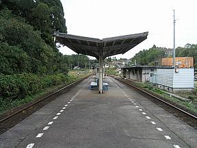 松波駅(のと鉄道能登線)